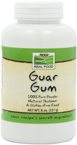 NOW Foods Guar Gum Powder, 8 Ounces