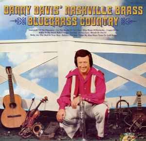 Bluegrass Country, Danny Davis', Nashville Brass, [Lp, Vinyl Record, Nashville, 470379
