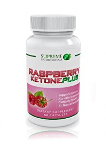 Raspberry Ketones Plus-weight Loss Supplement And Appetite Suppressant Specially Formulated For Max Fat Burn And Extra Health Benefits-advanced Formula-pure Raspberry Ketones 600mg Per Doseday-clinically Proven- All Natural Premium Quality Ingredients - M