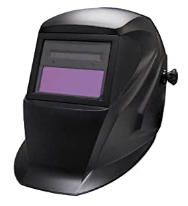 Hobart 770432 XFS Series Welding Helmet Fixed Shade Black