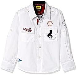 Seals Boys' Shirt (AM8140_1_WHITE_3)