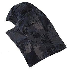 Acide ® tactique Camouflage urbain Passe-montagne-Noir-Masque intégral pour Airsoft/Paintball, la chasse Motif Camouflage