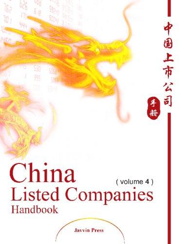 China Listed Companies Handbook: Volume 4