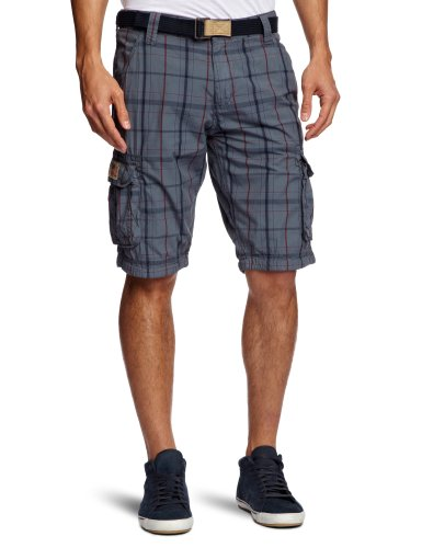 Schott (Brand National) Cargo US 30 Dck Men's Shorts Indigo Small/Medium
