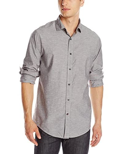 Dockers Men's Long Sleeve Modern Fit Shirt