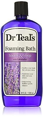 Dr. Teal's Foaming Bath, Lavender, 34 Fluid Ounce