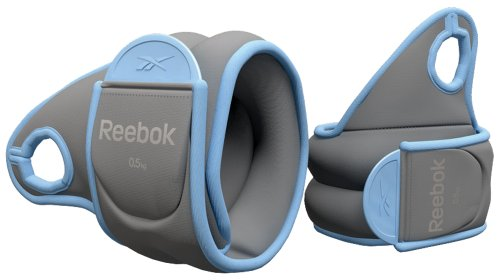 Reebok Wrist Weights Sky Blue