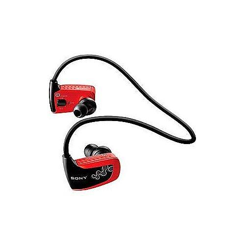 Sony Nwz-W262 2Gb Water Resistant Walkman Mp3 Player - Orange/Black