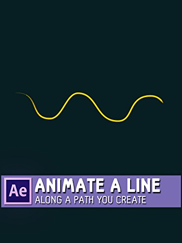 Animate a Line Along a Path You Create