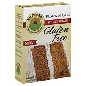 Sun Flour Mills Cake Mix Gluten Free Pumpkin -- 20.2 oz (Pack of 6)