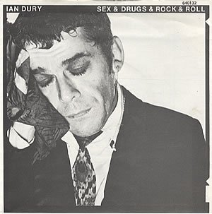 Original album cover of Ian Dury Sex & Drugs & Rock & Roll by Ian Dury