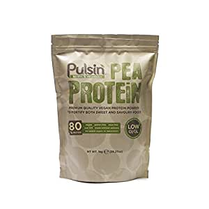 Pulsin Natural Pea Protein (1kg)