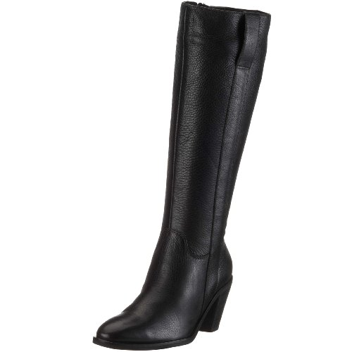 Ecco - Stivali Donna, Nero (Schwarz/BLACK 101), 39