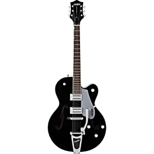gretsch g5120 electromatic hollow body black musical instruments. Black Bedroom Furniture Sets. Home Design Ideas