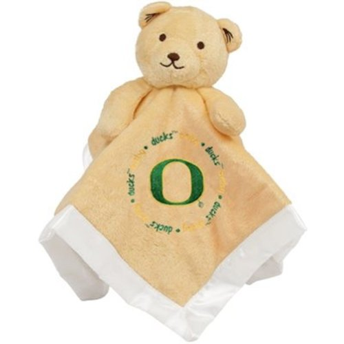 Ncaa Oregon Ducks Baby Fanatic Snuggle Bear front-1044696
