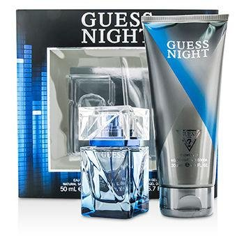 Night Coffret: Eau De Toilette Spray 50ml/1.7oz + Shower Gel 200ml/6.7oz - 2pcs