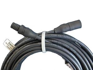 MC3 Solar PV Cable 30' M/F non-locking connectors #10 AWG Copper