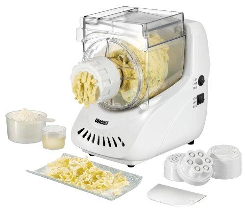 Unold-68801-Nudelmeister-Mquina-para-preparar-hasta-500-g-de-pasta-200-vatios