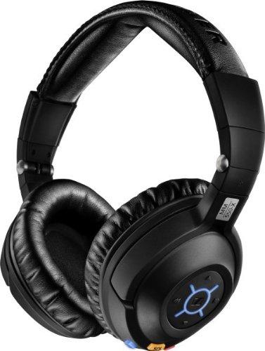 森海塞尔蓝牙旗舰,Sennheiser  MM550-X 主动降噪顶级无线蓝牙耳机图片
