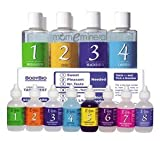 Trace Minerals Set #1-8 4 oz by BodyBio / E-Lyte