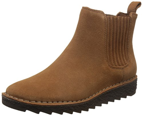 clarks-womens-olso-chelsea-boots-brown-tan-suede-5-uk