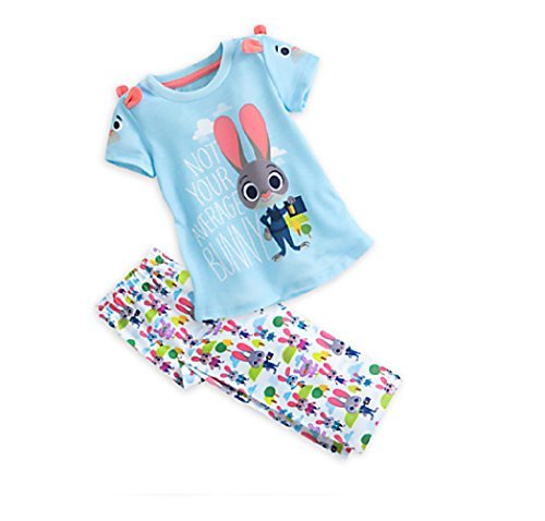 Zootopia Sleep Set for Girls (7/8)