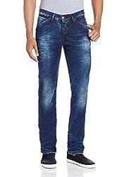 Celio Men's Slim Fit Jeans blue 33Wx32L