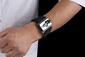 Jsbro Tools Screws Nails Bolts Drilling Bits Screwdriver Bits Holder Magnetic Arm Band Wrist Band One Size