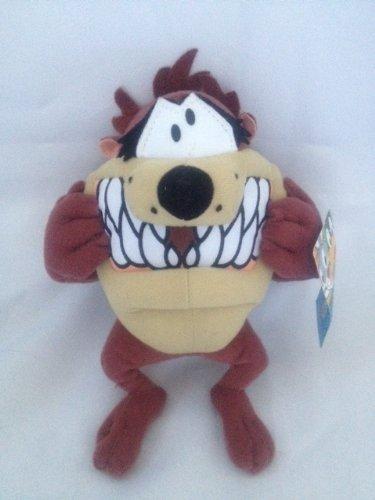 """""""Taz"""" Tasmanian Devil 7 Inch Plush - 1"""