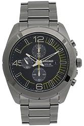 Seiko Men's Chronograph Quartz Watch SSC217