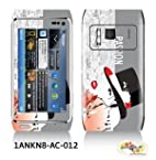 Skins 4 Stuff Nokia N8 Mobile Skin Code: 1ANKN8-AC-012