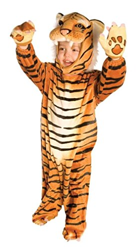 Brown Tiger Costume: Baby's Size 18-24 Months