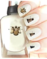 Easy to use, High Quality Nail Art For Every Occasion! Dalek