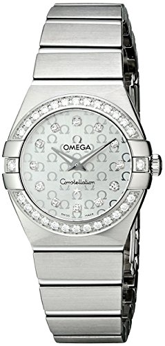 Omega Women's 123.15.24.60.52.001 Constellation