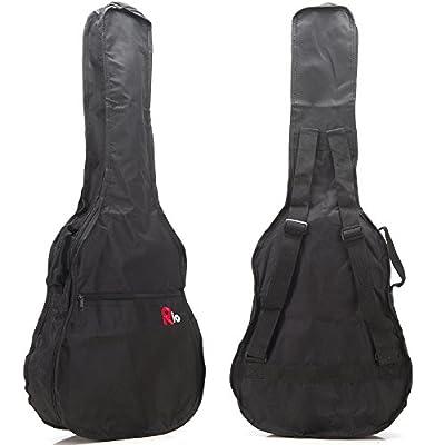 Rio 3/4 Classical Guitar Carry Case Bag Cover Gigbag - New