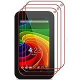 【3枚パック】【RISE】Toshiba Tablet AT7-B618 AT7-B619 液晶保護フィルム 超光沢  透き通る美しさが特徴の超光沢液晶保護フィルム
