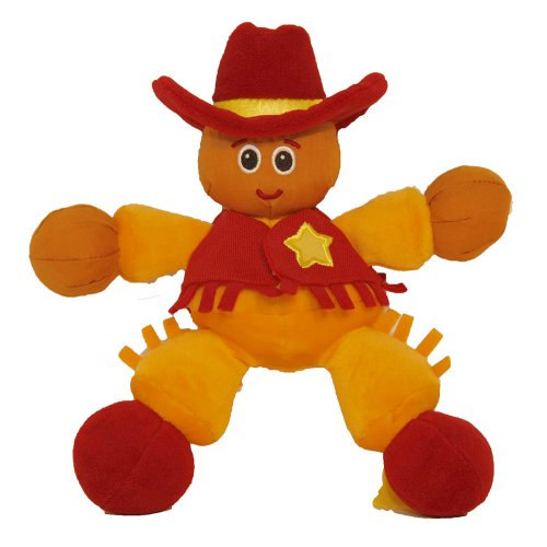 Giggle Toys Duke The Cowboy, Brown