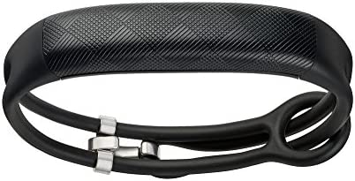 UP2 by Jawbone Activity + Sleep Tracker, Black Diamond, Lightweight Thin Straps