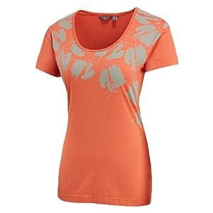 Merrell Women's Montavilla T-Shirt - Nutmeg, Medium