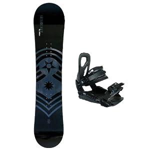 Snowboard set günstig