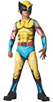 Rubies Marvel Universe Classic Collection Wolverine Costume, Child Small