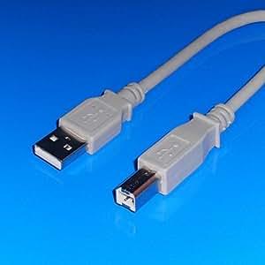 AVE-A USB 2.0 Kabel A auf B, 2m