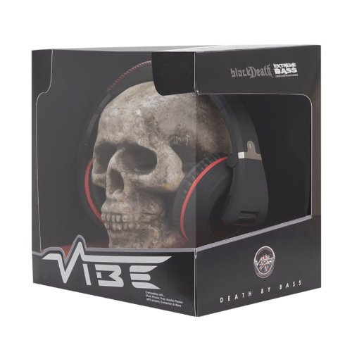 Vibe Vhblackdeath3-V1 Over-Ear Headphone
