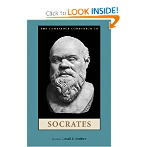 The Cambridge Companion to Socrates - Donald R. Morrison