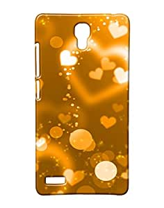 Pickpattern Back Cover for Xiaomi Redmi Note