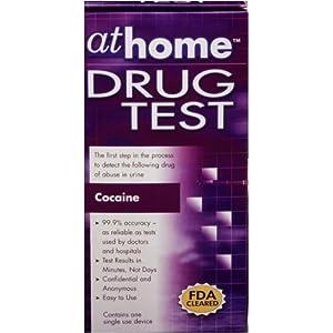 Home Cocaine Test