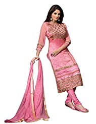 Latest Fancy And Fashionable Party Wear Suit Bridal Suit Embroidery Suits Large Size - B00YAOA282