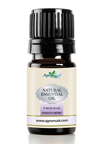 Pimento Berry Essential Oil Pure Therapeutic Grade 5ml By Agromusk