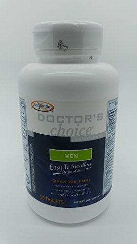 Enzymatic Therapy Doctors ChoiceTM Men Multivitamins, 90 Tablets (Earthwell Omega compare prices)
