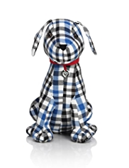 Benson Sitting Dog Doorstop